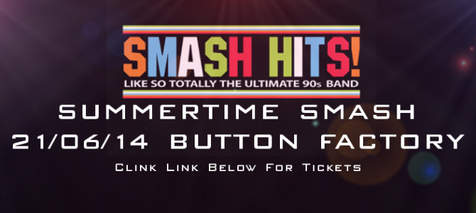 SUMMERTIME SMASH TICKETS