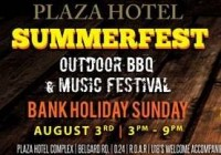 Plaza Hotel Summerfest Tallaght